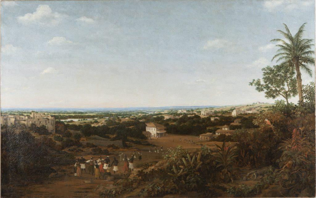Village of Olinda (Brazil)