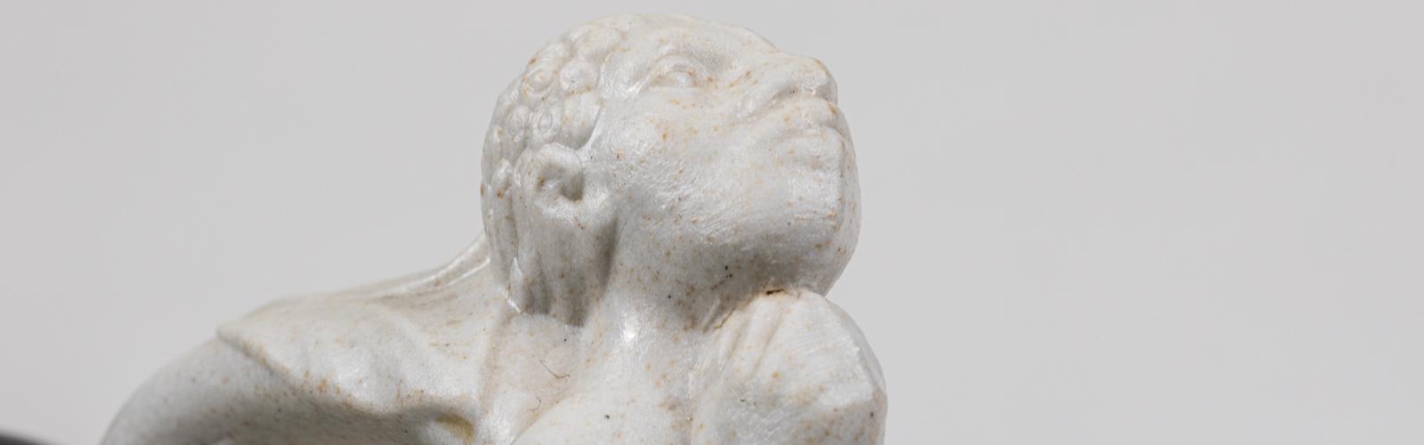 Slavery Close Up Handle; Head